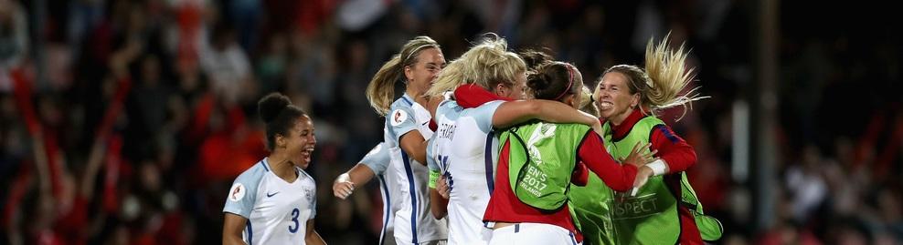 Englands damlandslag i fotboll