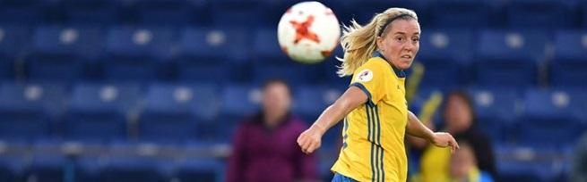 Sverigs damlandslag i fotboll