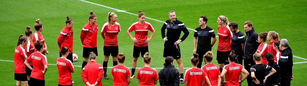 Österrikes damlandslag i fotboll