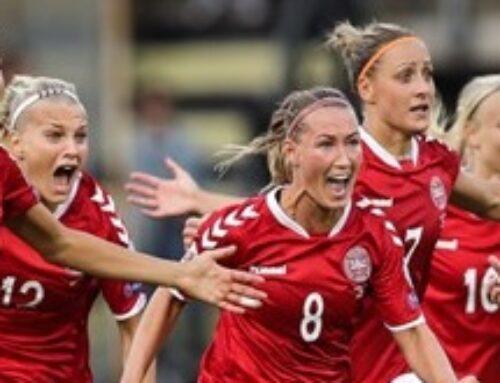 Nederländerna – Danmark i final