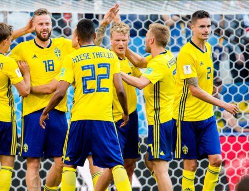 Sverige bättre än Tyskland