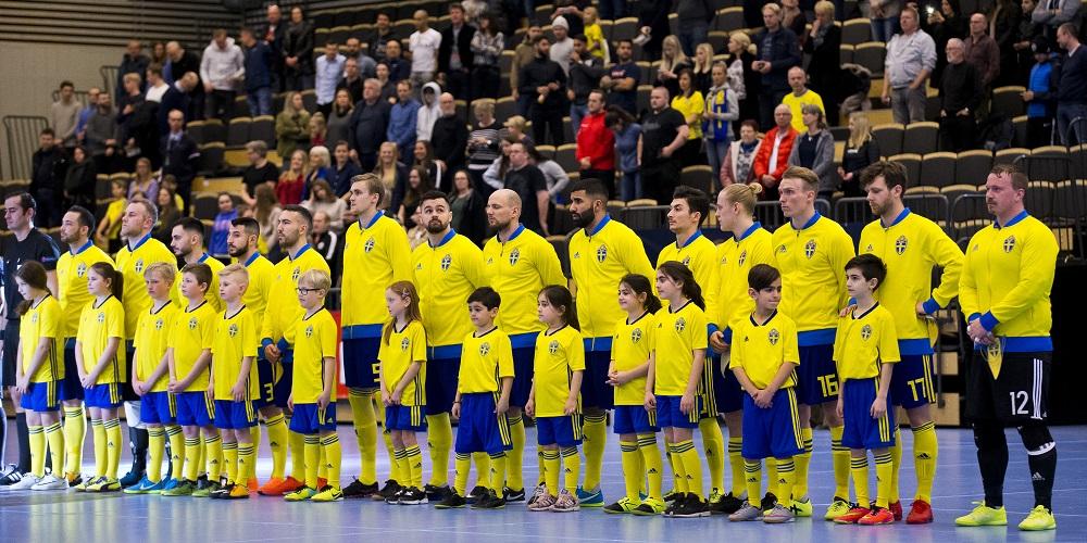 Sveriges landslag i futsal