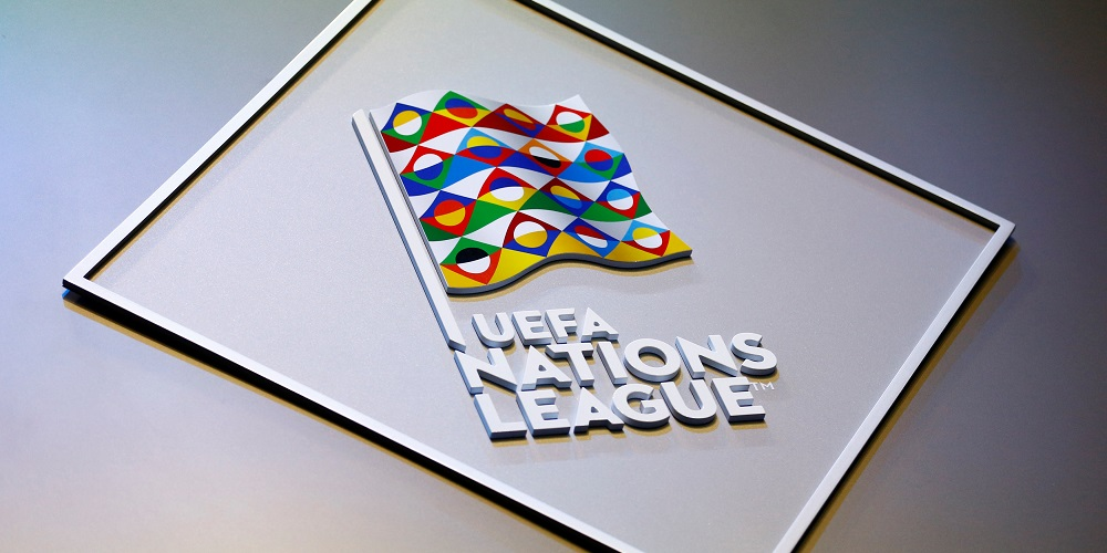 UEFA Nations League logga
