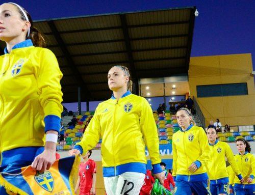 Sverige högt seedat inför EM-kvalet
