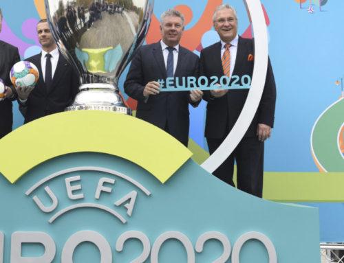 Nu är alla grupper klara för Fotbolls-EM 2020