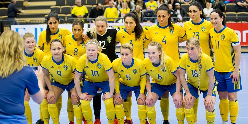 Svenska damlandslaget i futsal