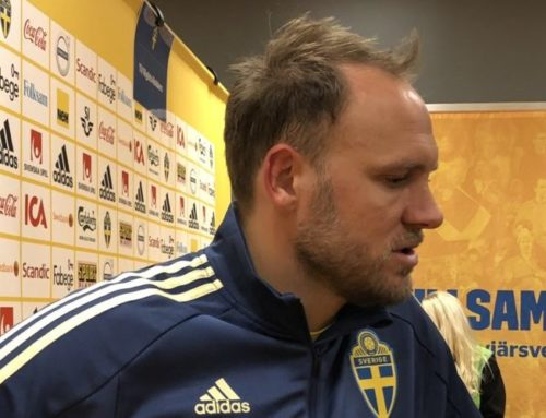 """Granqvist: """"Vi ska avgöra matchen tidigare"""""""