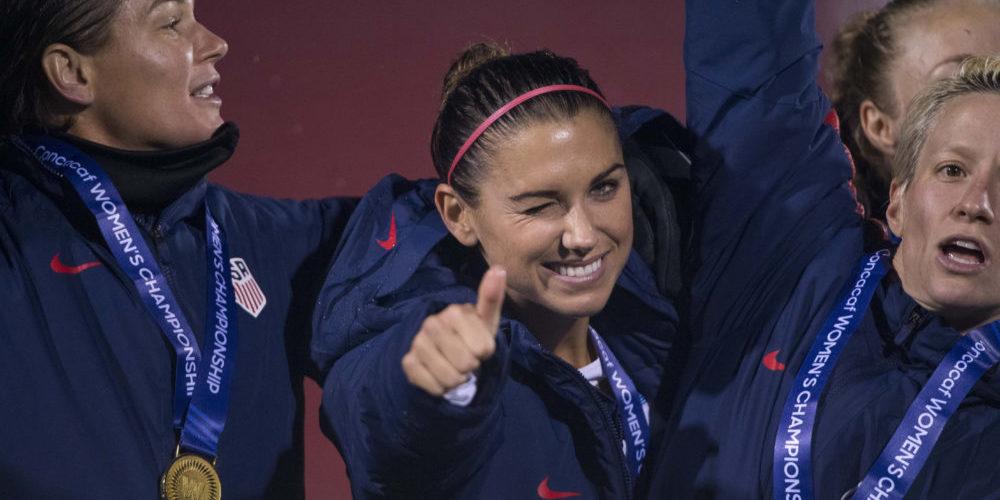 USAs damlandslag i fotboll