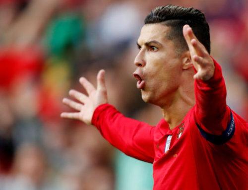 Ronaldo tog Portugal till finalen