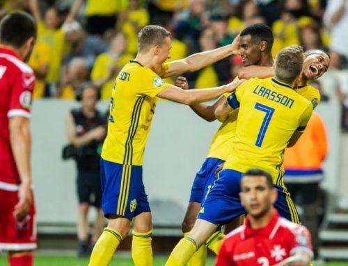 Så ska Sverige ta sig till EM 2020