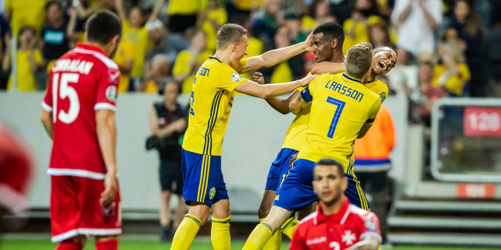 Sveriges landslag i fotboll