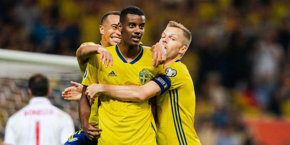 Isak, Quasion & Larsson