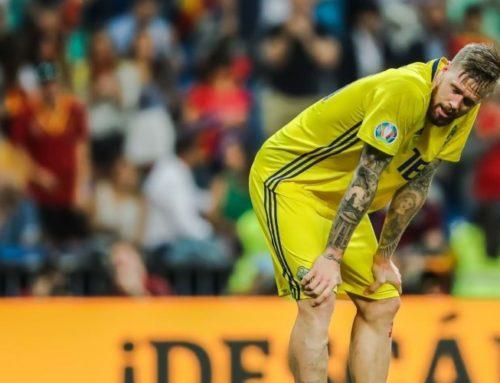 Spaniens skicklighet straffade Sverige