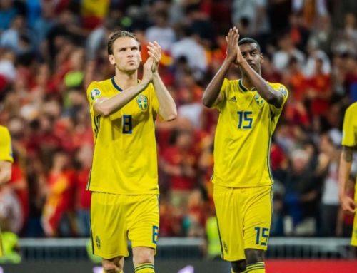 Sverige genrepar mot Danmark
