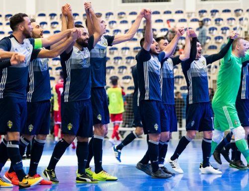 Nederländerna värd för futsal EM 2022