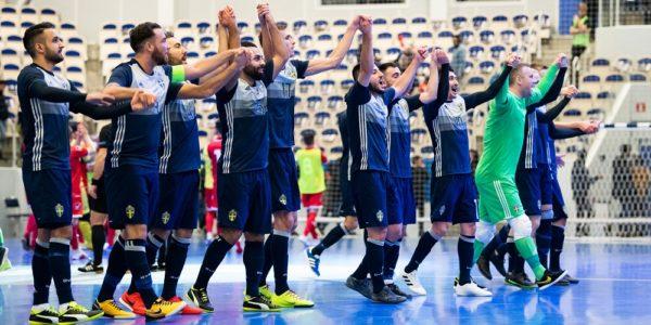 Svenska herrlandslaget i futsal