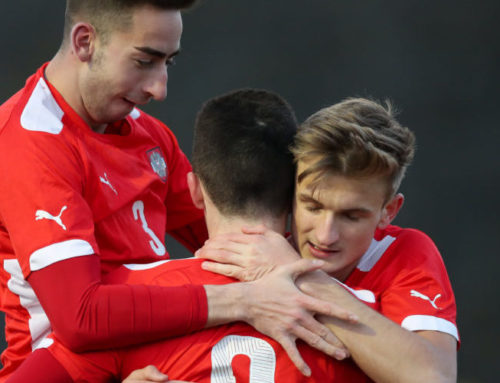 Idag startar U19-EM i Armenien