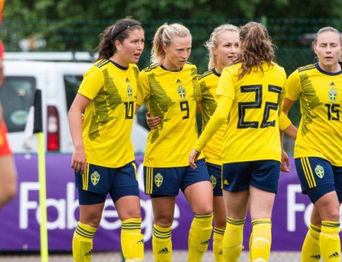 Här är U23-landslagets trupp till mötet med Nederländerna