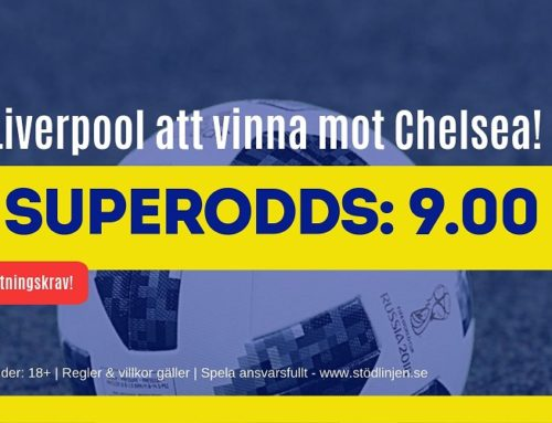 Superodds UEFA Super Cup 14/8
