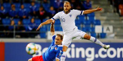 Finland och Luxemburg i kvalet till EM 2020