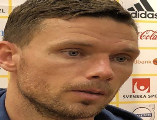 Marcus Berg väljer att kliva av landslaget efter EM