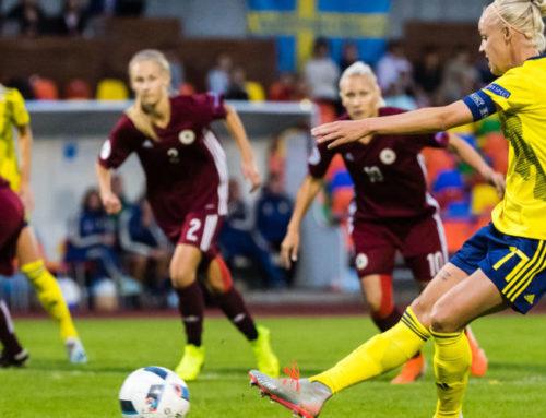 Lettiska målvakten var matchens lirare, men vad hjälper det?