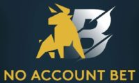 No Account bet logo