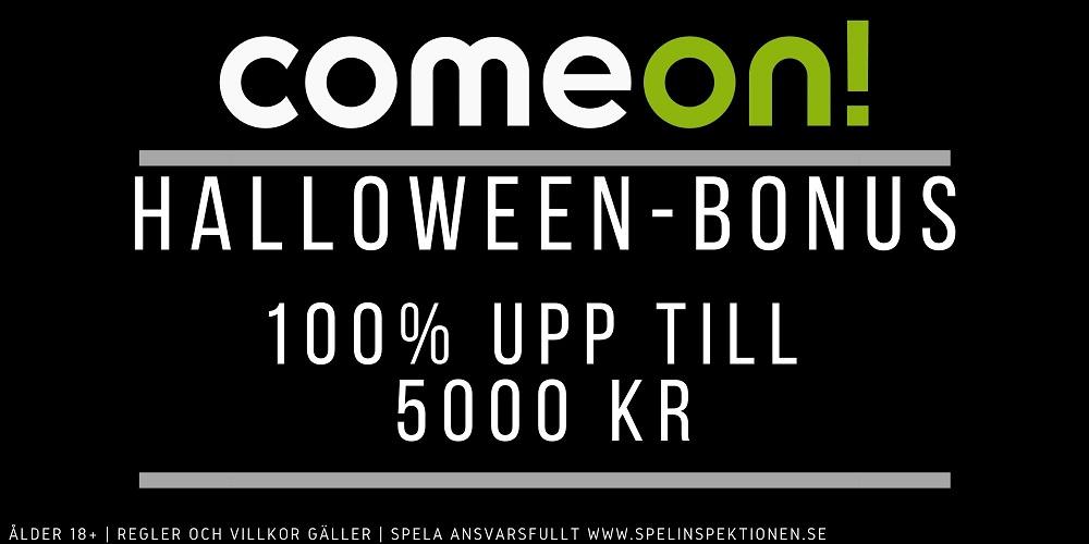 ComeOn Halloween