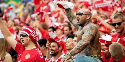 Danska fotbollsfans