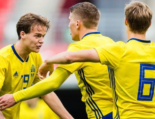 U21-landslagets sista trupp för året