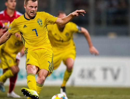 Sebastian Larsson får nytt förtroende som kapten – startar imorgon