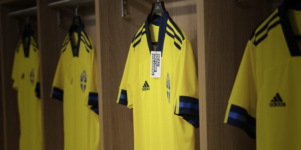 Sveriges matchtröja EM 2020