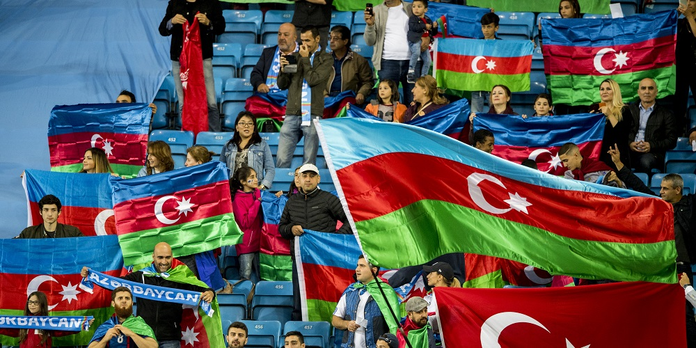 Azerbajdzjan fans