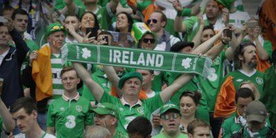 Irländska fans