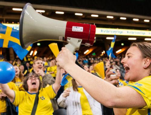 LIVE: Sverige-Färöarna | Liveresultat & uppdatering