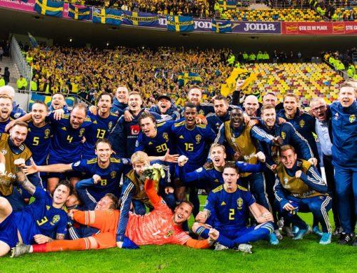 Pengaregn över Svenska fotbollsförbundet efter Sveriges avancemang till EM