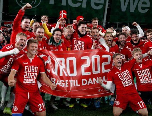 Danmark klara för EM 2020