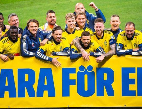 Göteborg blir EM-basen för landslaget