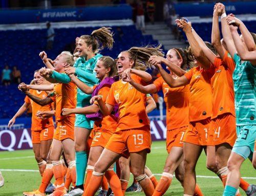 Årets sista kvalmatcher för Europas damlandslag
