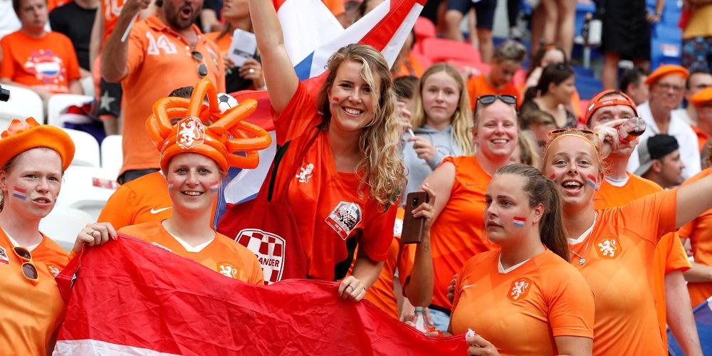 Nederländska fotbollsfans
