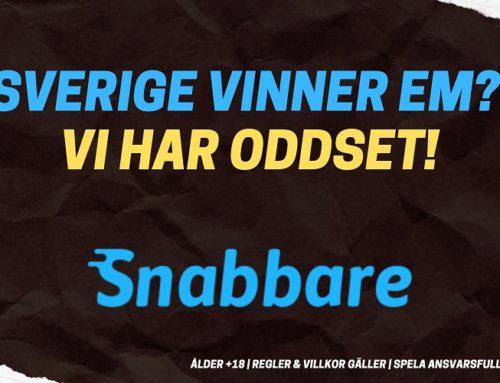 Vinner Sverige EM 2020?