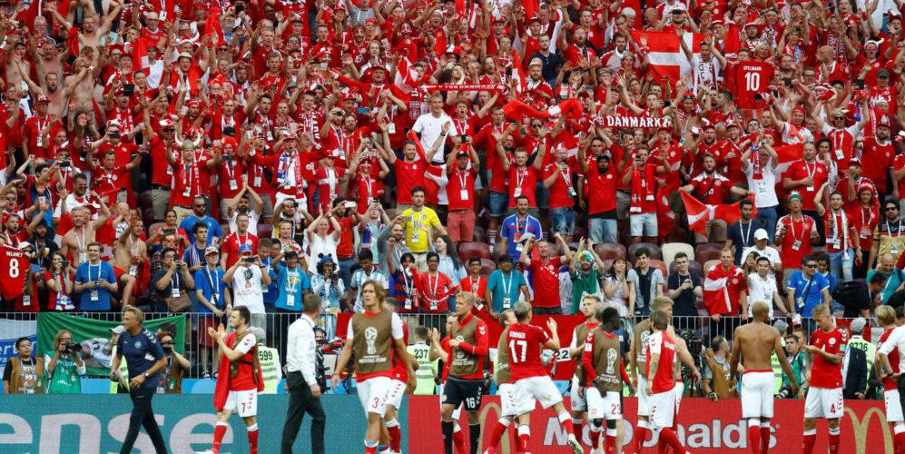 danska fans