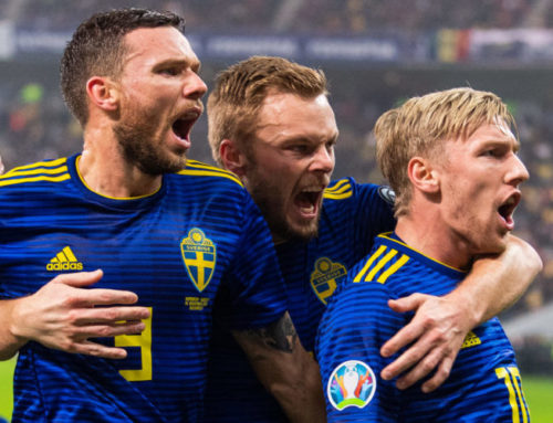Inför Sverige mot Portugal | Nations League