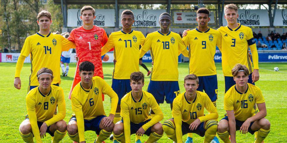 EM-kval P17 Sverige