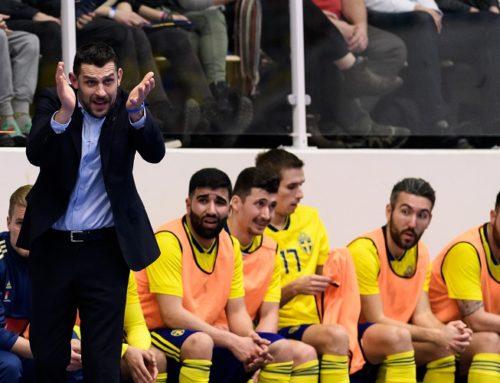 Idag börjar kvalat till Futsal-EM