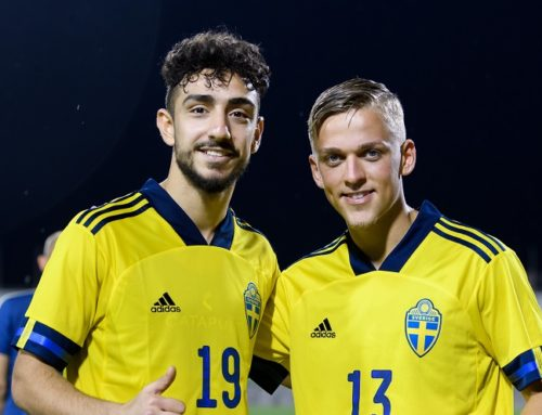 Svensk seger mot Moldavien