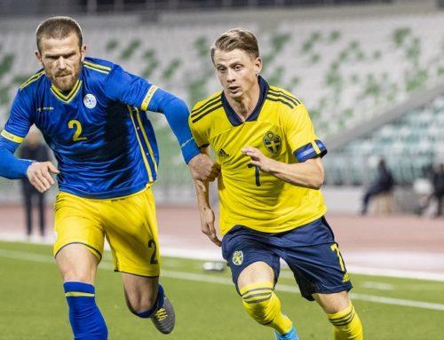 Svensk seger mot Kosovo