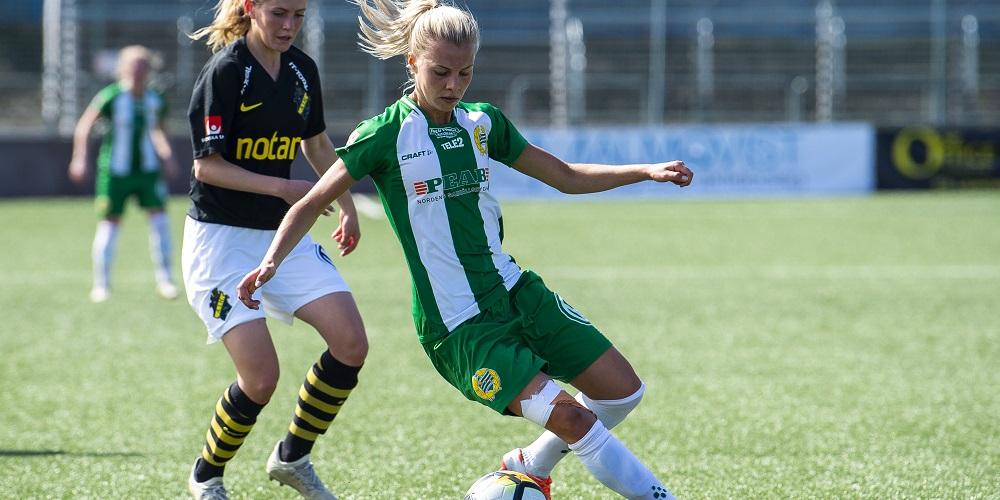 Lotta Ökvist kallas in till Algarve Cup