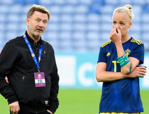 EM-kvalmatchen mot Ungern är uppskjuten