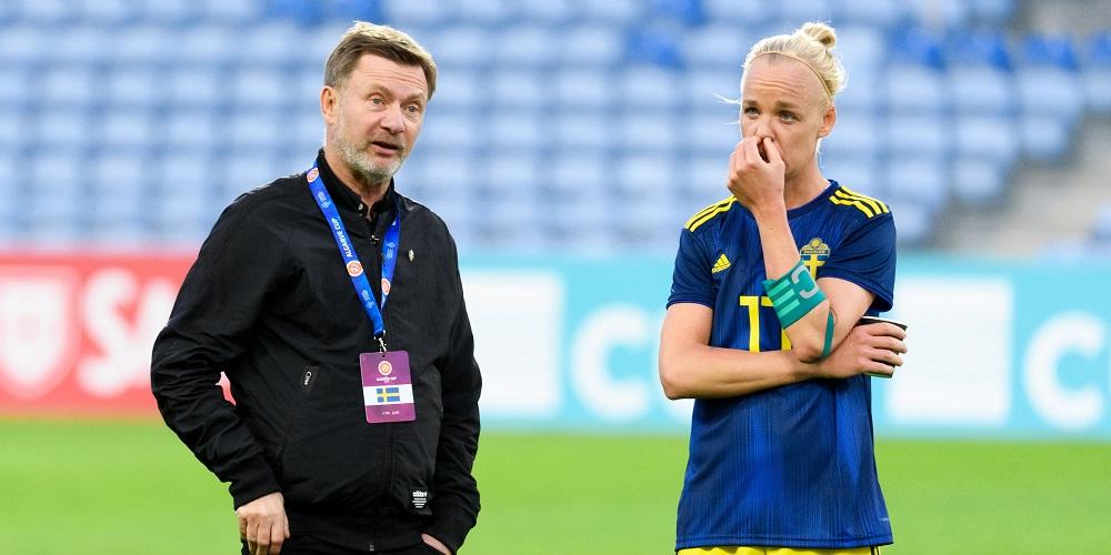 Svensk förlust i Algarve Cup